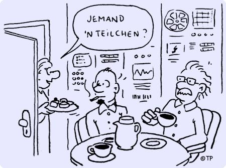 CERN_Kaffeepause
