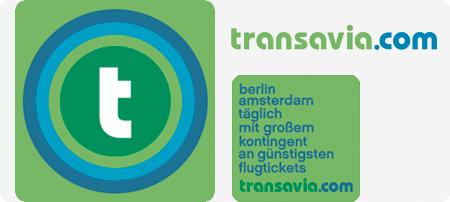 transavia Bierdeckel