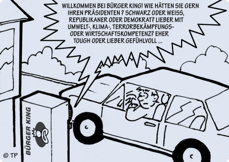 Drive-In-Wahl