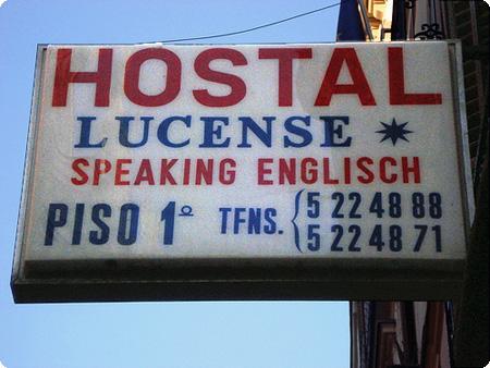 Speaking Englisch